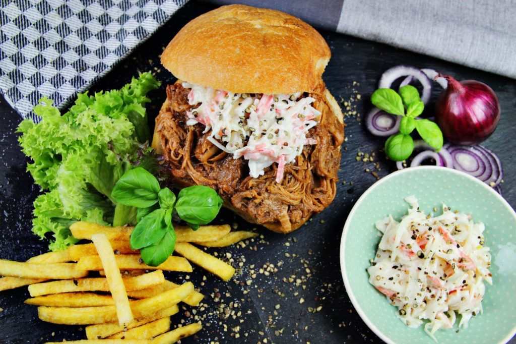 Cateringservice Pulled Pork Foodtruck Stuttgart